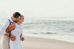 Courtney & Hayden Married xx Burleigh Heads beach- Gold Coast xx  59