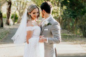Danielle & Chris xx Married - Bundaleer Rainforest Gardens, Brisbane  37