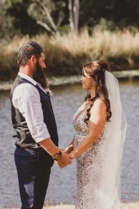 Melanie & Cameron - Married xx Gold Coast Farm House, Numinbah Valley  111