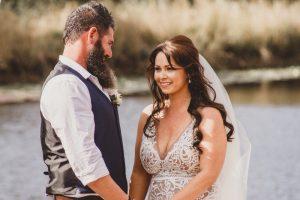 Melanie & Cameron - Married xx Gold Coast Farm House, Numinbah Valley  112