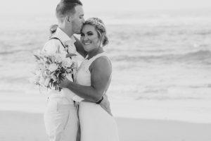 Courtney & Hayden Married xx Burleigh Heads beach- Gold Coast xx  61