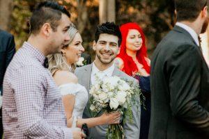 Danielle & Chris xx Married - Bundaleer Rainforest Gardens, Brisbane  41