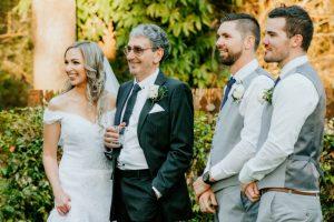 Danielle & Chris xx Married - Bundaleer Rainforest Gardens, Brisbane  42