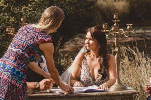 Melanie & Cameron - Married xx Gold Coast Farm House, Numinbah Valley  120