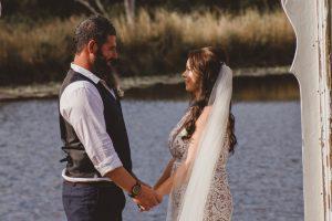 Melanie & Cameron - Married xx Gold Coast Farm House, Numinbah Valley  121