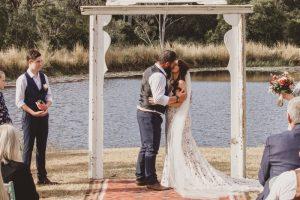 Melanie & Cameron - Married xx Gold Coast Farm House, Numinbah Valley  124