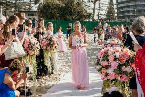 Courtney & Hayden Married xx Burleigh Heads beach- Gold Coast xx  88