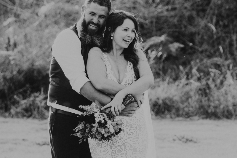 Melanie & Cameron - Married xx Gold Coast Farm House, Numinbah Valley  142
