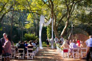 Danielle & Chris xx Married - Bundaleer Rainforest Gardens, Brisbane  71