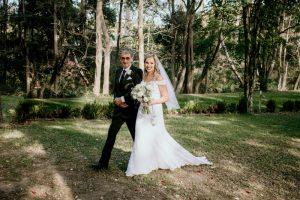 Danielle & Chris xx Married - Bundaleer Rainforest Gardens, Brisbane  72