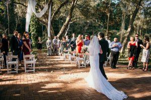 Danielle & Chris xx Married - Bundaleer Rainforest Gardens, Brisbane  73