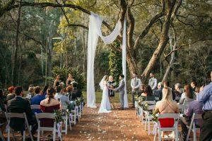 Danielle & Chris xx Married - Bundaleer Rainforest Gardens, Brisbane  74