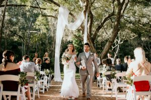Danielle & Chris xx Married - Bundaleer Rainforest Gardens, Brisbane  76