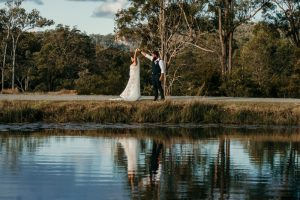 Melanie & Cameron - Married xx Gold Coast Farm House, Numinbah Valley  151