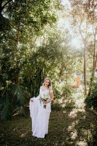 Danielle & Chris xx Married - Bundaleer Rainforest Gardens, Brisbane  77