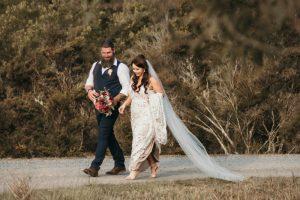 Melanie & Cameron - Married xx Gold Coast Farm House, Numinbah Valley  152