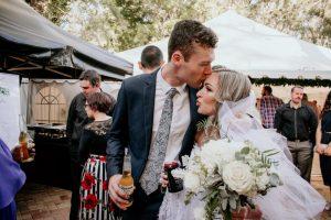 Danielle & Chris xx Married - Bundaleer Rainforest Gardens, Brisbane  79