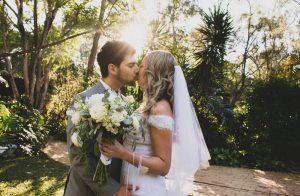 Danielle & Chris xx Married - Bundaleer Rainforest Gardens, Brisbane  80