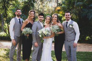 Danielle & Chris xx Married - Bundaleer Rainforest Gardens, Brisbane  81