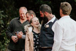 Melanie & Cameron - Married xx Gold Coast Farm House, Numinbah Valley  158