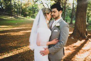 Danielle & Chris xx Married - Bundaleer Rainforest Gardens, Brisbane  84