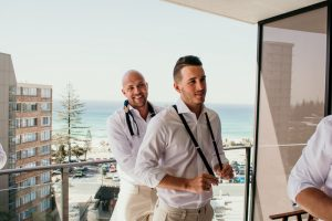 Courtney & Hayden Married xx Burleigh Heads beach- Gold Coast xx  110