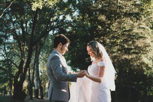 Danielle & Chris xx Married - Bundaleer Rainforest Gardens, Brisbane  88