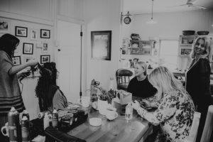 Melanie & Cameron - Married xx Gold Coast Farm House, Numinbah Valley  164