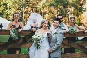 Danielle & Chris xx Married - Bundaleer Rainforest Gardens, Brisbane  95