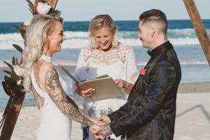 Katie & Raphael- Married xx North Burleigh beach elopement xx  107