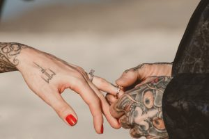 Katie & Raphael- Married xx North Burleigh beach elopement xx  112