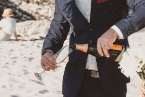 Katie & Raphael- Married xx North Burleigh beach elopement xx  117