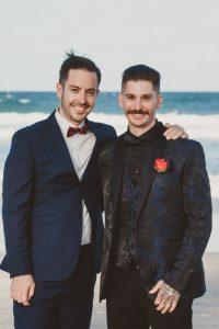 Katie & Raphael- Married xx North Burleigh beach elopement xx  120