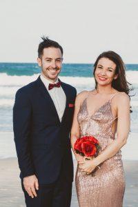 Katie & Raphael- Married xx North Burleigh beach elopement xx  122