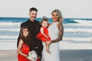 Katie & Raphael- Married xx North Burleigh beach elopement xx  125