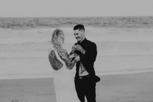 Katie & Raphael- Married xx North Burleigh beach elopement xx  131
