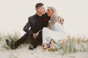 Katie & Raphael- Married xx North Burleigh beach elopement xx  142