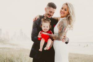 Katie & Raphael- Married xx North Burleigh beach elopement xx  145