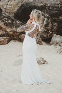 Katie & Raphael- Married xx North Burleigh beach elopement xx  2