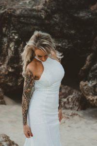 Katie & Raphael- Married xx North Burleigh beach elopement xx  4