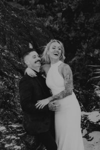 Katie & Raphael- Married xx North Burleigh beach elopement xx  8
