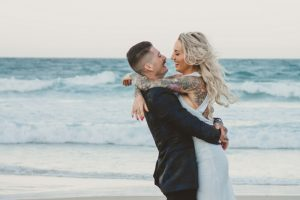 Katie & Raphael- Married xx North Burleigh beach elopement xx  18