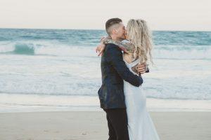 Katie & Raphael- Married xx North Burleigh beach elopement xx  19