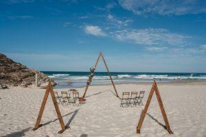 Katie & Raphael- Married xx North Burleigh beach elopement xx  24