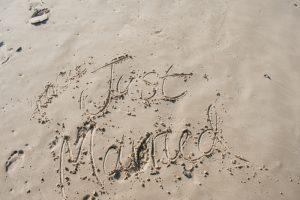 Katie & Raphael- Married xx North Burleigh beach elopement xx  26