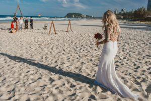 Katie & Raphael- Married xx North Burleigh beach elopement xx  27