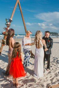 Katie & Raphael- Married xx North Burleigh beach elopement xx  34