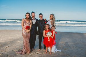 Katie & Raphael- Married xx North Burleigh beach elopement xx  49