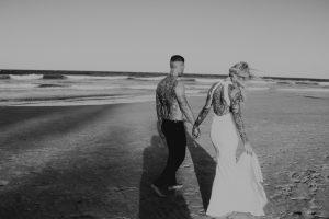 Katie & Raphael- Married xx North Burleigh beach elopement xx  51