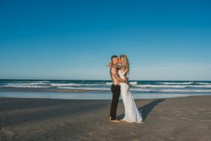 Katie & Raphael- Married xx North Burleigh beach elopement xx  53